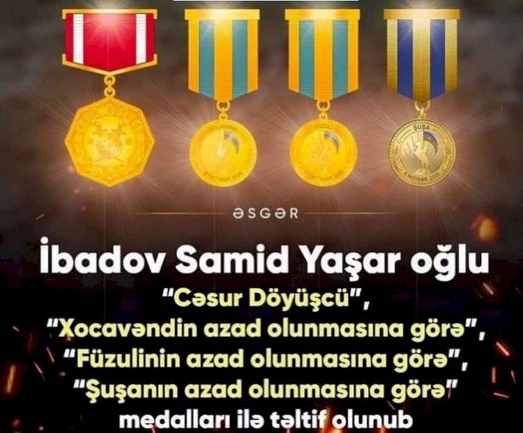 AzMİU-nun Qəhrəman Tələbəsi - İbadov Samid